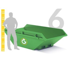 Cheapest skip hire Dublin: Greyhound Standard Skip hire Midweek Special €265.00